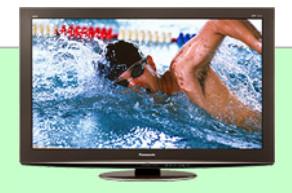 プラズマテレビの画像
