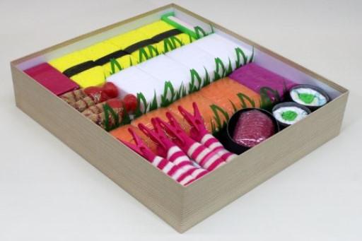 オムツ寿司の画像