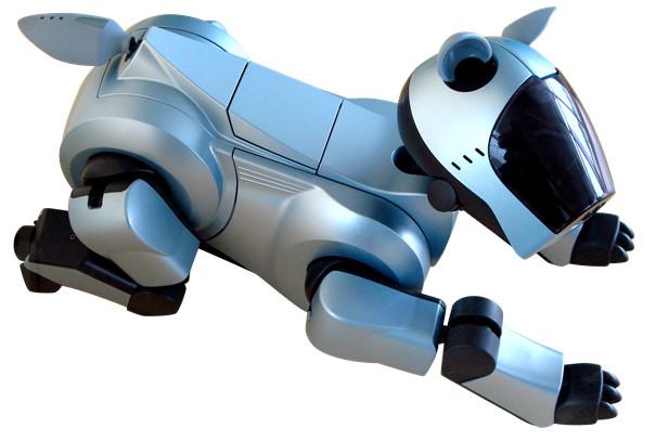 人工頭脳ロボット